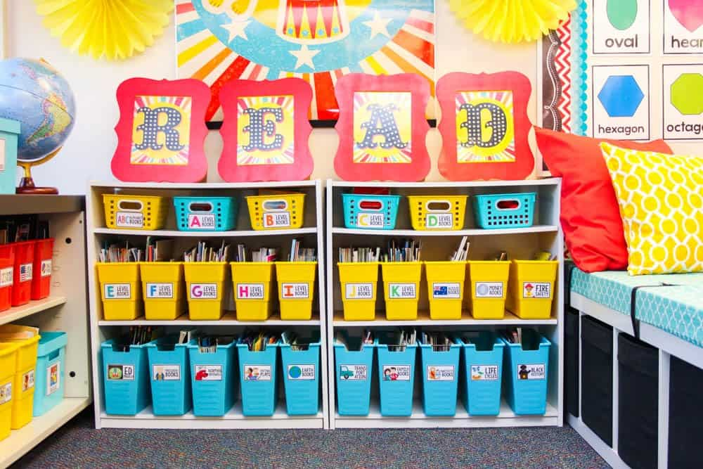 Classroom Library Ideas ~ Designing classroom libraries that build knowledge