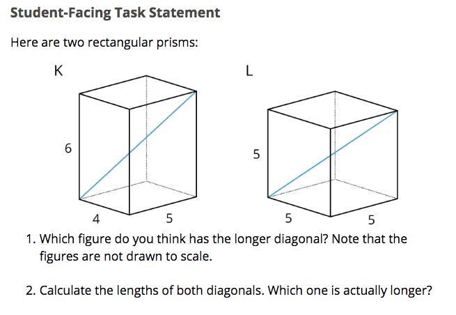 Most Misunderstood Middle School Mathematics Standards in