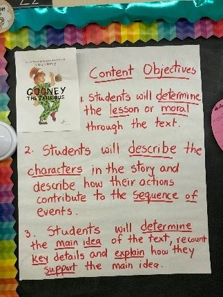 Using Content and Language Objectives to Help All Students