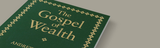 "Achievethecore.org :: ""The Gospel of Wealth"" by Andrew ..."