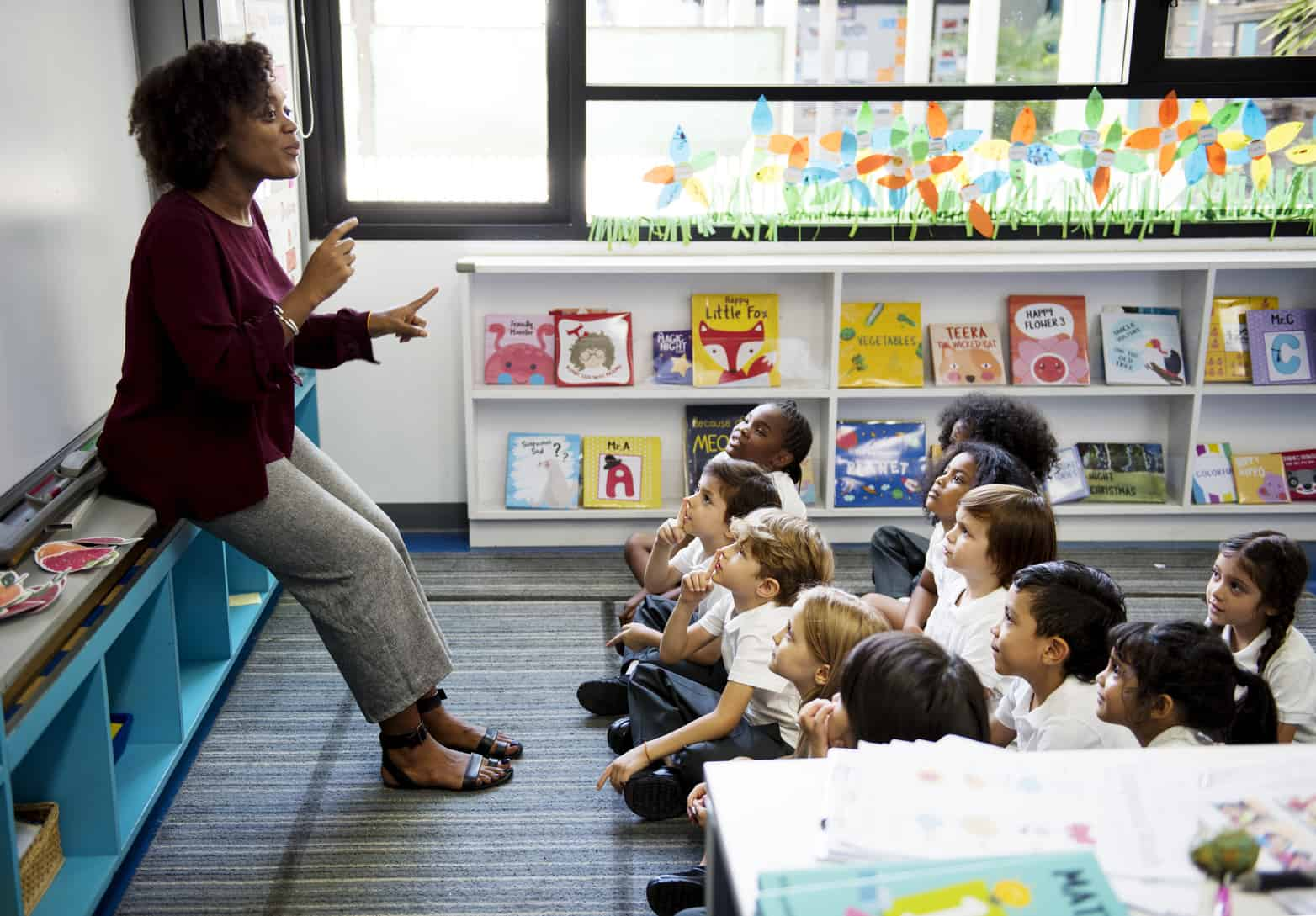 Supporting Our Youngest Readers: Teaching the Skills of Reading